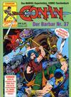 Cover for Conan (Condor, 1979 series) #37