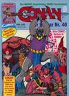 Cover for Conan (Condor, 1979 series) #40
