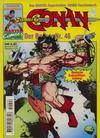 Cover for Conan (Condor, 1979 series) #46