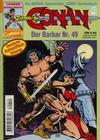 Cover for Conan (Condor, 1979 series) #49