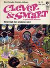 Cover for Clever & Smart (Condor, 1972 series) #10
