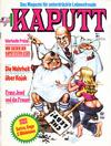 Cover for Kaputt (Condor, 1975 series) #4