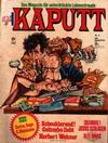 Cover for Kaputt (Condor, 1975 series) #5