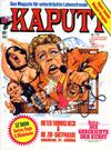 Cover for Kaputt (Condor, 1975 series) #7/8