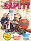 Cover for Kaputt (Condor, 1975 series) #9