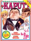 Cover for Kaputt (Condor, 1975 series) #10