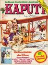 Cover for Kaputt (Condor, 1975 series) #13