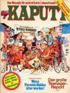 Cover for Kaputt (Condor, 1975 series) #14