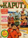 Cover for Kaputt (Condor, 1975 series) #17