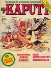 Cover for Kaputt (Condor, 1975 series) #18