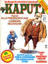 Cover for Kaputt (Condor, 1975 series) #22