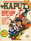 Cover for Kaputt (Condor, 1975 series) #26
