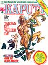 Cover for Kaputt (Condor, 1975 series) #34