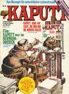 Cover for Kaputt (Condor, 1975 series) #35