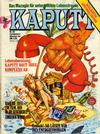 Cover for Kaputt (Condor, 1975 series) #36