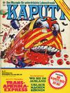 Cover for Kaputt (Condor, 1975 series) #37