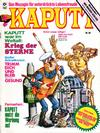 Cover for Kaputt (Condor, 1975 series) #39