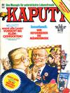 Cover for Kaputt (Condor, 1975 series) #43