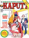Cover for Kaputt (Condor, 1975 series) #44