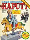 Cover for Kaputt (Condor, 1975 series) #51