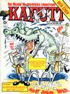 Cover for Kaputt (Condor, 1975 series) #53