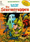 Cover for Die Sturmtruppen (Condor, 1978 series) #7