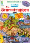 Cover for Die Sturmtruppen (Condor, 1978 series) #13