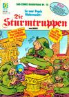 Cover for Die Sturmtruppen (Condor, 1978 series) #16