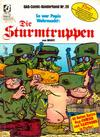 Cover for Die Sturmtruppen (Condor, 1978 series) #20