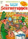 Cover for Die Sturmtruppen (Condor, 1978 series) #50
