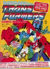 Cover for Transformers (Condor, 1989 series) #5