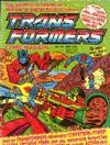 Cover for Transformers (Condor, 1989 series) #12