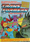 Cover for Transformers (Condor, 1989 series) #14