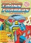 Cover for Transformers (Condor, 1989 series) #18