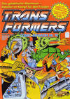Cover for Transformers (Condor, 1989 series) #19