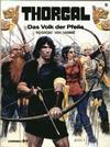 Cover for Thorgal (Carlsen Comics [DE], 1987 series) #9 - Das Volk der Pfeile
