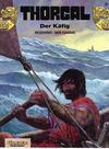 Cover for Thorgal (Carlsen Comics [DE], 1987 series) #23 - Der Käfig