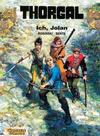 Cover for Thorgal (Carlsen Comics [DE], 1987 series) #30 - Ich, Jolan