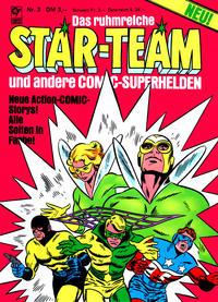 Cover Thumbnail for Star-Team (Condor, 1982 series) #3