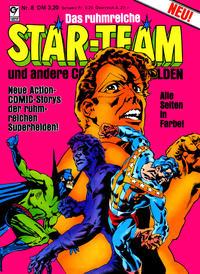 Cover Thumbnail for Star-Team (Condor, 1982 series) #8