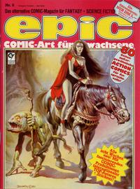 Cover Thumbnail for Epic (Condor, 1983 series) #6