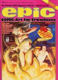 Cover Thumbnail for Epic (Condor, 1983 series) #9