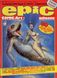 Cover Thumbnail for Epic (Condor, 1983 series) #12