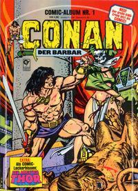 Cover Thumbnail for Conan der Barbar (Condor, 1982 series) #1