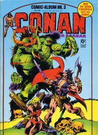 Cover Thumbnail for Conan der Barbar (Condor, 1982 series) #3