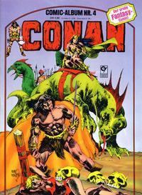 Cover Thumbnail for Conan der Barbar (Condor, 1982 series) #4