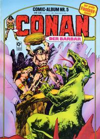 Cover Thumbnail for Conan der Barbar (Condor, 1982 series) #5