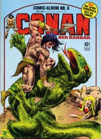 Cover Thumbnail for Conan der Barbar (Condor, 1982 series) #6