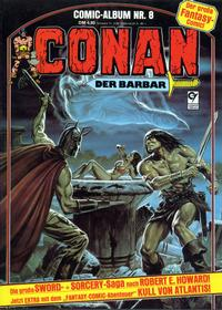 Cover Thumbnail for Conan der Barbar (Condor, 1982 series) #8