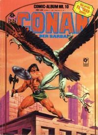 Cover Thumbnail for Conan der Barbar (Condor, 1982 series) #10